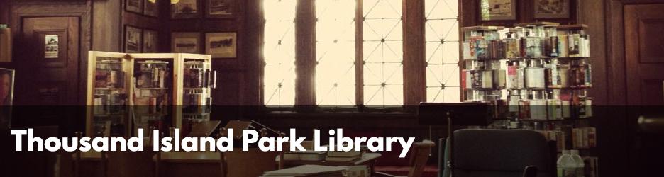 Thousand Island Park Library